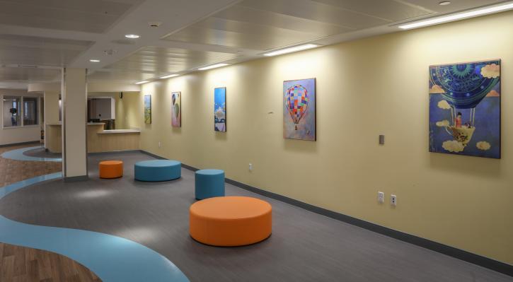 Dayton Children S Unveils Behavioral Health Inpatient Unit Dayton Children S