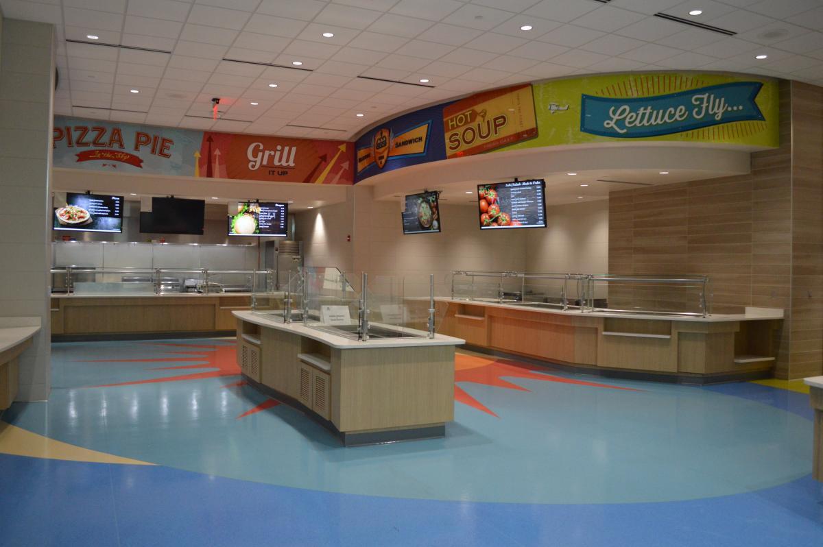 Food And Dining Dayton Children S Hospital