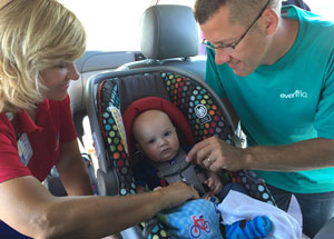 Car Seat Installation And Safety Check Dayton