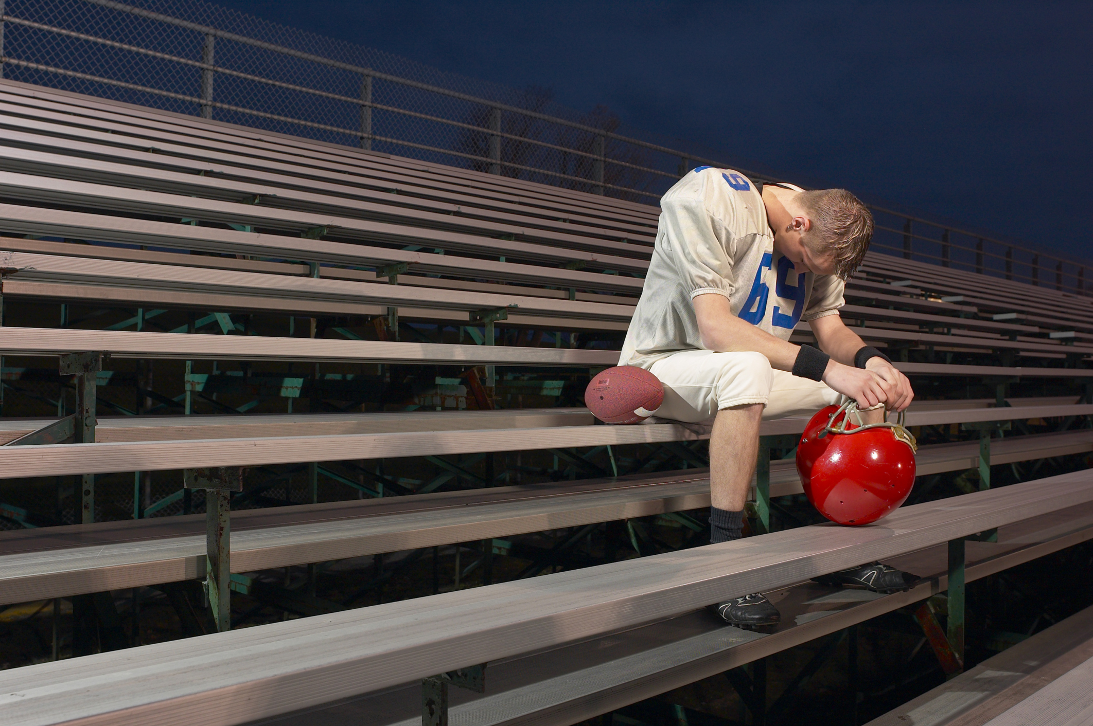 4 key points on concussions and depression | Dayton Children's